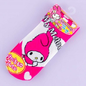 My Melody She's So Cute Kids Socks