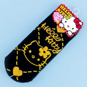 Hello Kitty Crisscross Cotton Socks