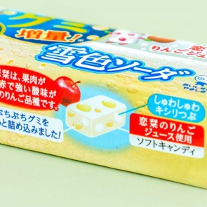 Puccho Chewy Candy - White Soda Apple