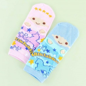 Little Twin Stars Cotton Socks