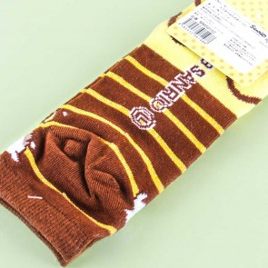 Pompompurin Striped Cotton Socks