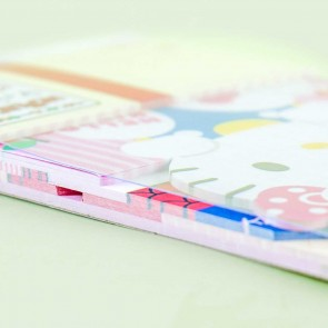 Hello Kitty Letter Memo Pad