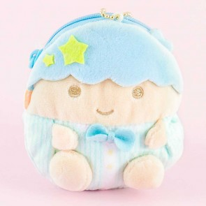 Little Twin Stars Mini Pouch & Plushie Charm - KIki