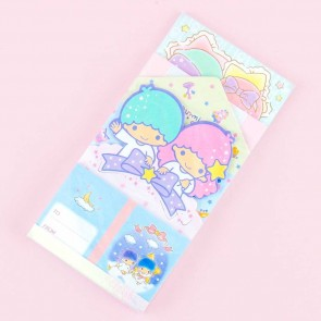 Little Twin Stars Letter Memo Pad