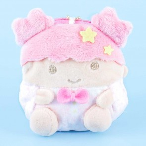 Little Twin Stars Mini Pouch & Plushie Charm - Lala