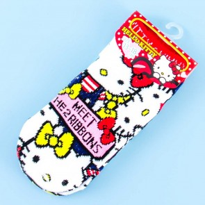 Hello Kitty & Mimi Cotton Socks