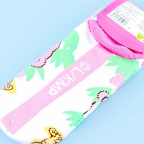 Koala's March Strawberry Biscuits Cotton Socks