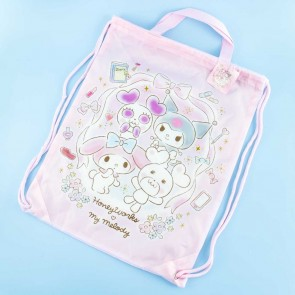 My Melody & HoneyWorks Multi-Strap Bag