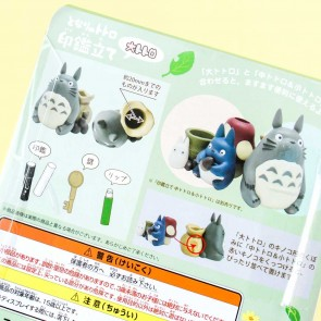 My Neighbor Totoro Key Holder Figurine - Totoro
