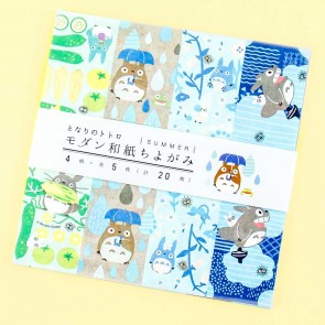 My Neighbor Totoro Washi Paper - Summer