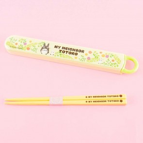 My Neighbor Totoro Flower Garden Chopsticks Set