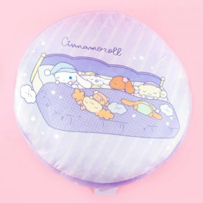 Cinnamoroll Pajama Party Round Cushion