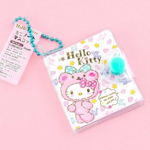 Hello Kitty Mini Notebook Bag Charm