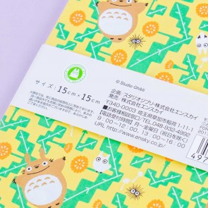My Neighbor Totoro Washi Paper - Spring
