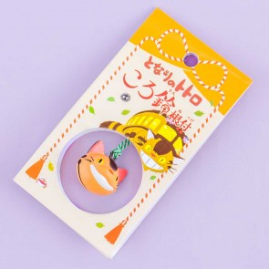 My Neighbor Totoro Pocket Bell Charm - Catbus