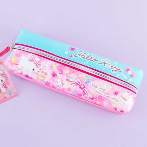 Hello Kitty Sparkle Dreams Dual Sided Pencil Case