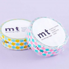 MT Crazy Squares Washi Tape