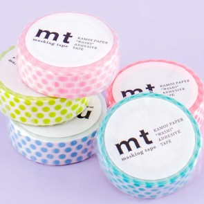 MT Polka Dots Washi Tape