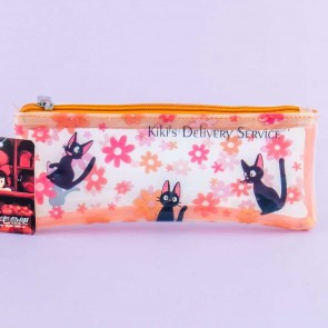 Kiki's Delivery Service Jiji & Blooms Clear Pencil Case
