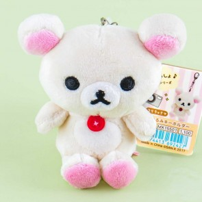 Korilakkuma Soft Plushie Bag Charm - Mini