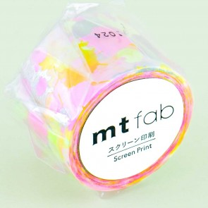 MT Paint Splash Thick Washi Tape