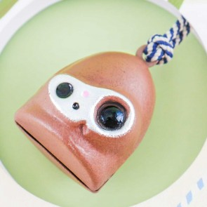 Castle In The Sky Pocket Bell Charm - Robot