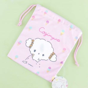 Cogimyun Ice Cream Drawstring Bag