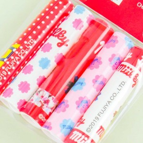 Milky Peko-Chan Pencil Cap Set