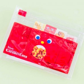 Tohato Caramel Corn Sticky Notes Set