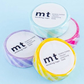 MT Diagonal Stripes Washi Tape