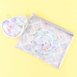 Sentimental Circus Springtime Pouch & Coin Purse Set - 2 pcs