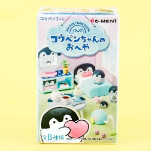 Re-Ment Koupen Chan Room Toy Kit