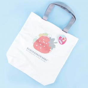 Sumikko Gurashi Strawberry Fair Tote Bag
