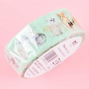 MT Baby Animals Washi Tape