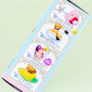 Re-Ment Rilakkuma Asian Cold Sweets Toy Kit