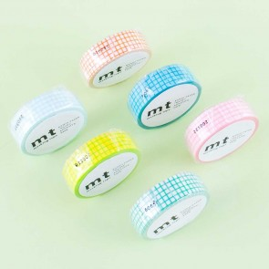 MT Checkered Washi Tape