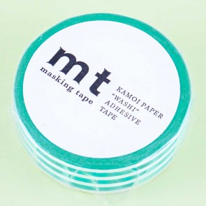 MT Blue Striped Masking Tape