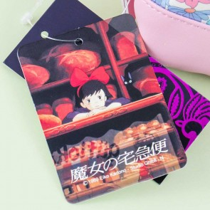 Kiki's Delivery Service Jiji & Flowers Cosmetic Bag