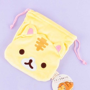 Corocoro Coronya Fluffy Drawstring Bag