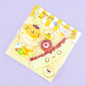 Pompompurin Sweets Foldable Sticky Notes