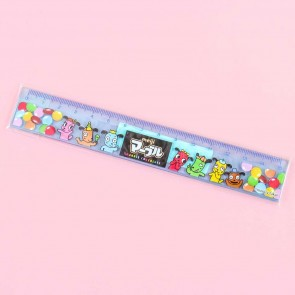 Marble Chocolate Ruler