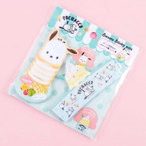 Pochacco Sweets Foldable Sticky Notes