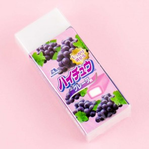Hi-Chew Grape Eraser