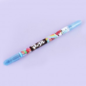 Marble Chocolate Scented Double Marker