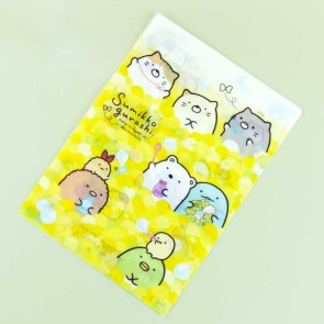 Sumikko Gurashi Bubble Time A4 File Folder