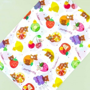 Rilakkuma Fruity Hugs A4 File Folder