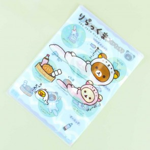 Rilakkuma Sea Otter A4 File Folder