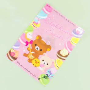 Rilakkuma Sweets A4 File Folder