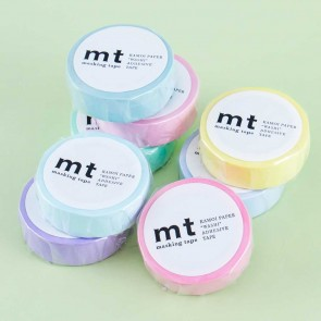 MT Pastel Washi Tape