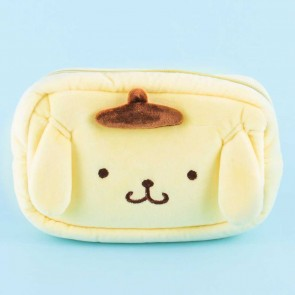 Pompompurin Fluffy Pouch